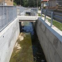 Започва четвъртият етап от изграждането на отводнителния канал в с. Брест