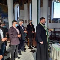 Жителите на община Гулянци отбелязаха тържествено Трети март