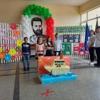 """ОУ """"Христо Ботев"""" с. Милковица отбеляза патронния си празник с тържествена програма"""