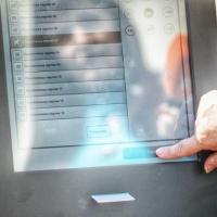Демонстрация на машинно гласуване за граждани