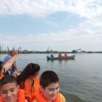 """Вълнуващо приключение за победителите в конкурса """"Моето приключение край Дунав"""""""